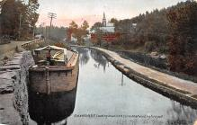 can200047 - Delaware and Hudson Canal Postcard Old Vintage Antique