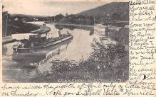 can200053 - Delaware and Hudson Canal Postcard Old Vintage Antique