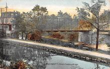 can200059 - Delaware and Hudson Canal Postcard Old Vintage Antique