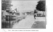 can200073 - Delaware and Hudson Canal Post Card Old Vintage Antique