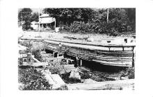 can200107 - Delaware and Hudson Canal Post Card Old Vintage Antique