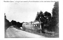 can200111 - Delaware and Hudson Canal Post Card Old Vintage Antique