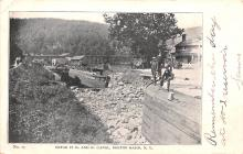 can200117 - Delaware and Hudson Canal Post Card Old Vintage Antique
