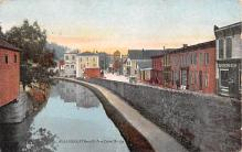 can200125 - Delaware and Hudson Canal Post Card Old Vintage Antique