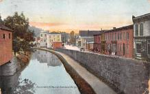 can200127 - Delaware and Hudson Canal Post Card Old Vintage Antique