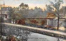 can200129 - Delaware and Hudson Canal Post Card Old Vintage Antique
