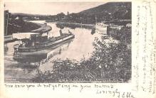 can200141 - Delaware and Hudson Canal Post Card Old Vintage Antique