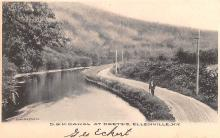 can200155 - Delaware and Hudson Canal Post Card Old Vintage Antique