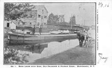 can200173 - Delaware and Hudson Canal Post Card Old Vintage Antique