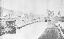 can200191 - Delaware and Hudson Canal Post Card Old Vintage Antique