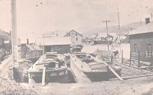 can200203 - Delaware and Hudson Canal Post Card Old Vintage Antique