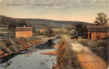 can200211 - Delaware and Hudson Canal Post Card Old Vintage Antique