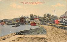 can200235 - Delaware and Hudson Canal Post Card Old Vintage Antique