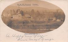 can200239 - Delaware and Hudson Canal Post Card Old Vintage Antique