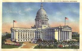 Madison, Wisconsin, Wi, USA