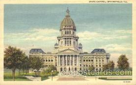 Springfield, ILL., Illinois, USA
