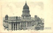 cap001079 - City Hall, San Francisco, USA State Capitol, Capitols Postcard Post Card