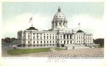 cap001081 - St.Paul, Minnesota, Mn, USA State Capitol, Capitols Postcard Post Card