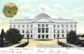 cap001086 - Phoenix, Arizona, Az, USA State Capitol, Capitols Postcard Post Card