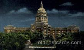 cap001120 - Austin, Texas, Tx, USA State Capitol, Capitols Postcard Post Card