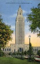 Louisiana, Baton Rouge