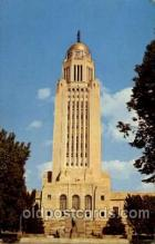 Nebraska State capital, Lincoln, Nebraska