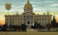 cap001170 - Salem, Oregon, USA United States State Capital Building Postcard Post Card