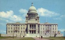 cap001176 - Providence, RI, Rhode Island United States State Capital Building Postcard Post Card