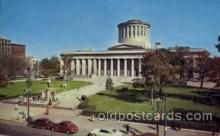 cap001179 - Ohio, USA United States State Capital Building Postcard Post Card