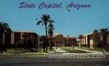 cap001191 - Arizona, USA United States State Capital Building Postcard Post Card