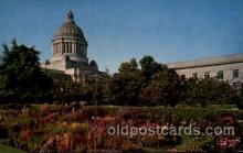 cap001221 - Washington State Capital, Olympia, USA United States State Capital Building Postcard Post Card