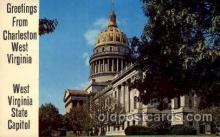 cap001223 - Virginia, USA United States State Capital Building Postcard Post Card