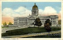 cap001253 - Frankfort, KY, Kentucky, USA United States State Capital Building Postcard Post Card