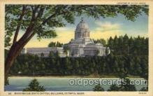 cap001254 - Olympia, Washington, USA United States State Capital Building Postcard Post Card