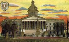 cap001306 - Columbia, USA United States State Capital Building Postcard Post Card