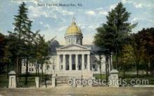cap001317 - Montpelier, VT., New Hamshire, USA United States State Capital Building Postcard Post Card