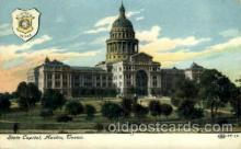 cap001335 - Austin, Texas, USA United States State Capital Building Postcard Post Card