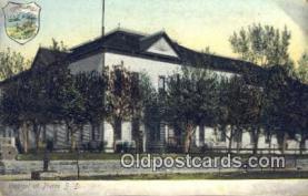cap001391 - Pierre, South Dakota, SD State Capital, Capitals Postcard Post Card USA