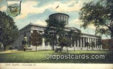 cap001403 - Columbus, Ohio, OH  State Capital, Capitals Postcard Post Card USA