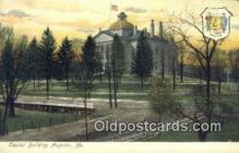cap001408 - Augusta, Maine, ME State Capital, Capitals Postcard Post Card USA