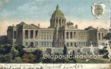 cap001409 - Harrisburg, Pennsylvania, PA  State Capital, Capitals Postcard Post Card USA