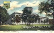 cap001411 - Columbus, Ohio, OH  State Capital, Capitals Postcard Post Card USA