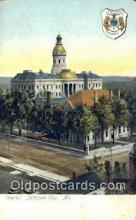 cap001421 - Jefferson City, Missouri , MO State Capital, Capitals Postcard Post Card USA