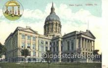 cap001427 - Atlanta, Georgia, GA State Capital, Capitals Postcard Post Card USA