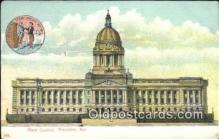cap001452 - Frankfort, Kentucky, KY State Capital, Capitals Postcard Post Card USA