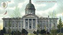 cap001456 - Salem, Oregon, OR  State Capital, Capitals Postcard Post Card USA