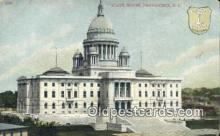 cap001462 - Providence, Rhode Island, RI State Capital, Capitals Postcard Post Card USA