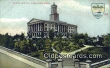 cap001466 - Nashville, Tennessee, TN State Capital, Capitals Postcard Post Card USA