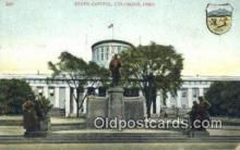 cap001469 - Columbus, Ohio, OH  State Capital, Capitals Postcard Post Card USA