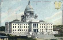 cap001475 - Providence, Rhode Island, RI State Capital, Capitals Postcard Post Card USA